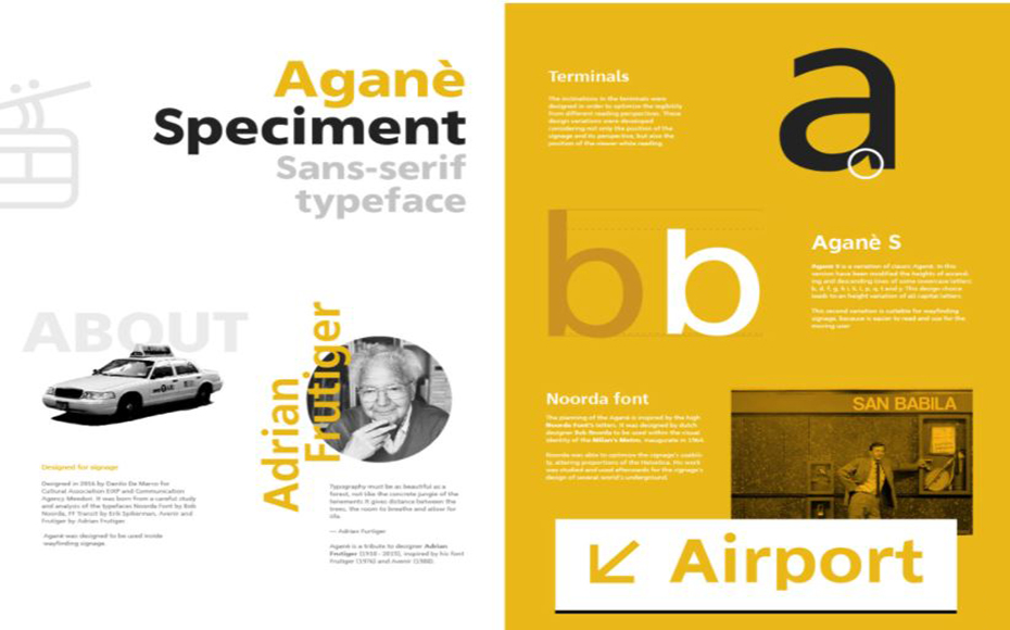 Agane Font Family Download