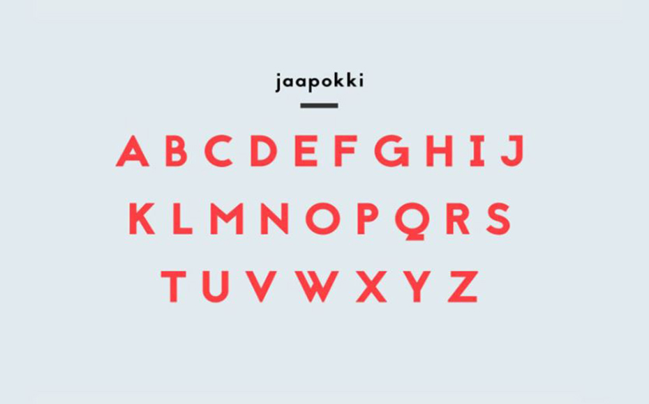 Jaapokki Font Family Download