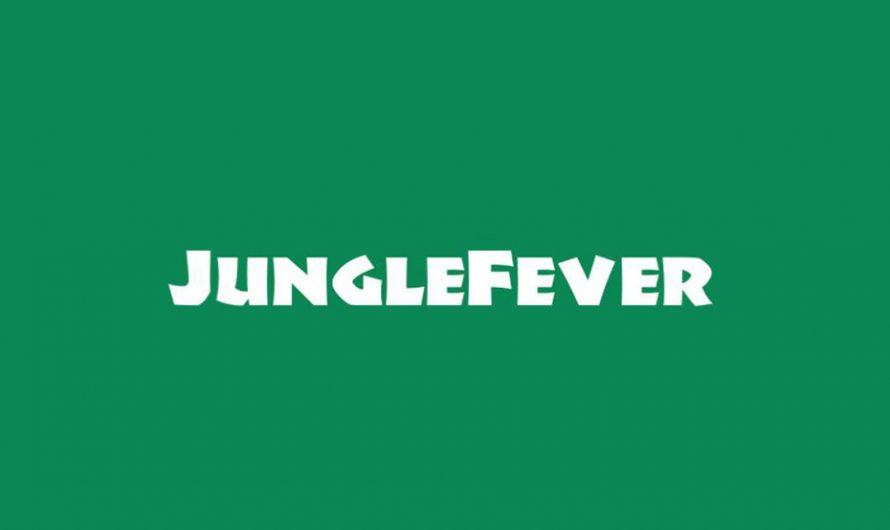 Jungle Fever Font Free Download