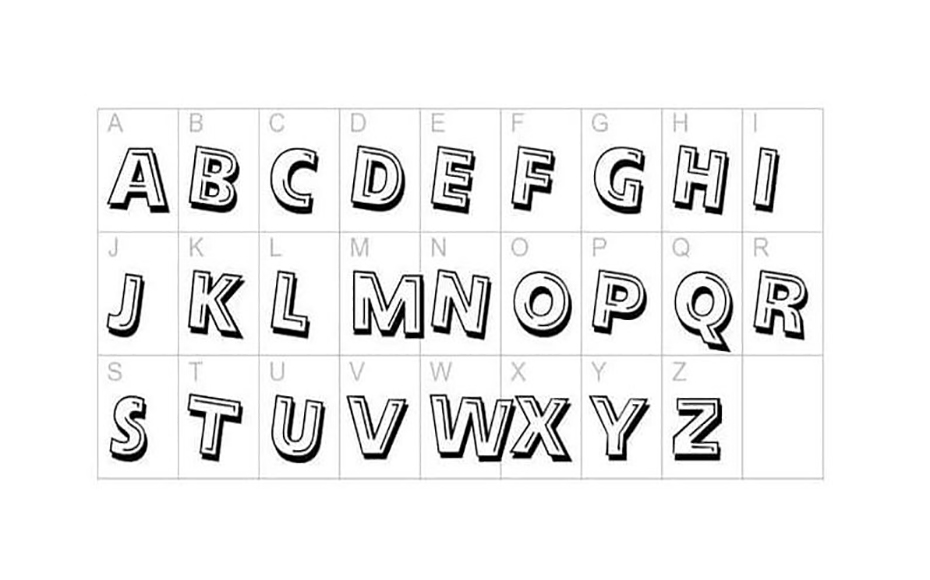 Looney Tunes Font Free Download