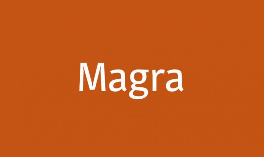 Magra Font Free Download