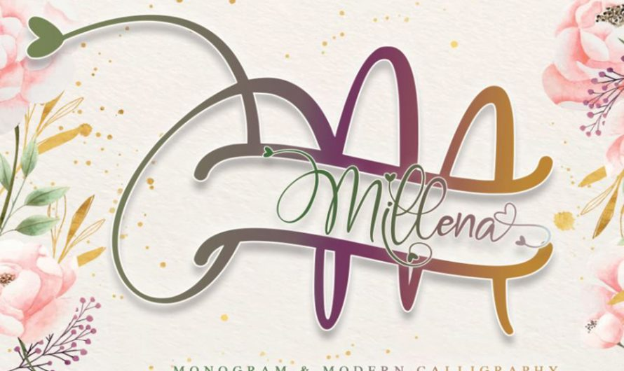 Millena Font Free Download