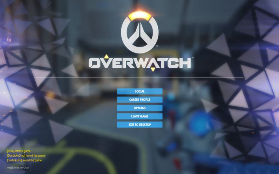 Overwatch Font Family Download