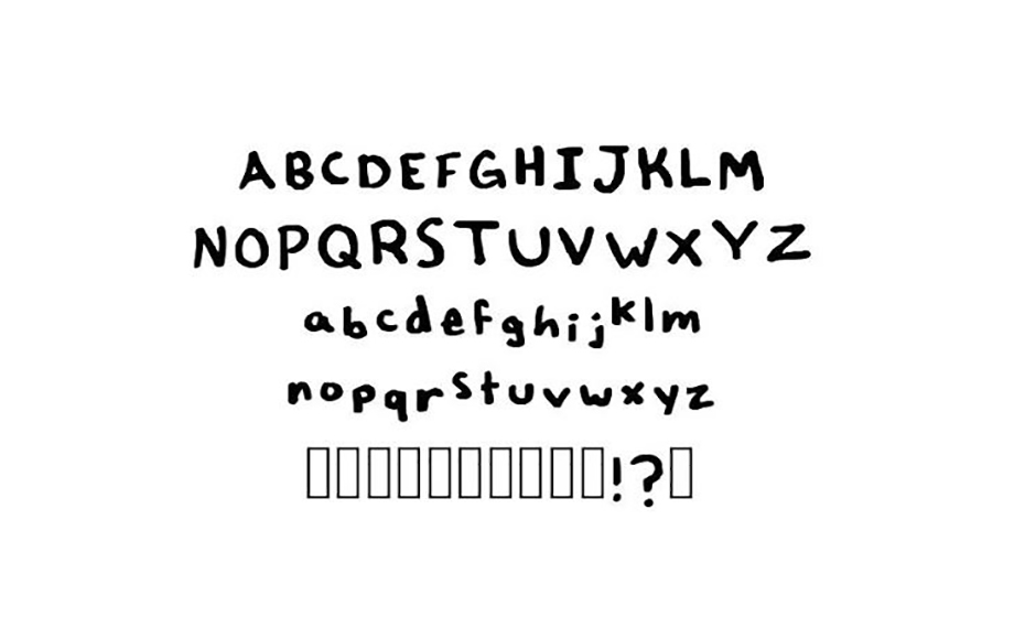 Sharpie Font Family Download