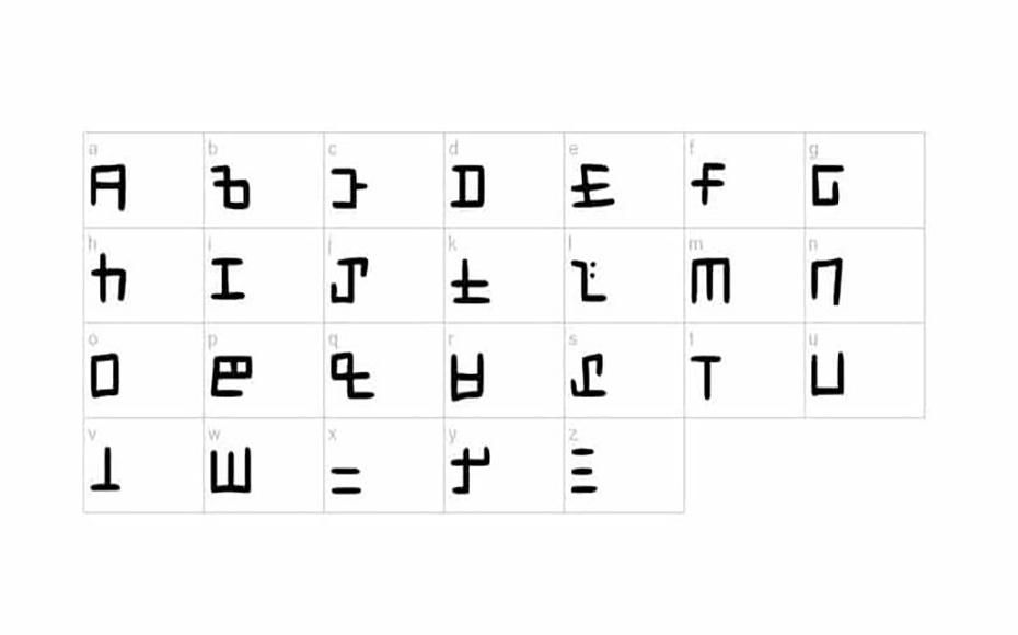 Splatoon Font Family Download