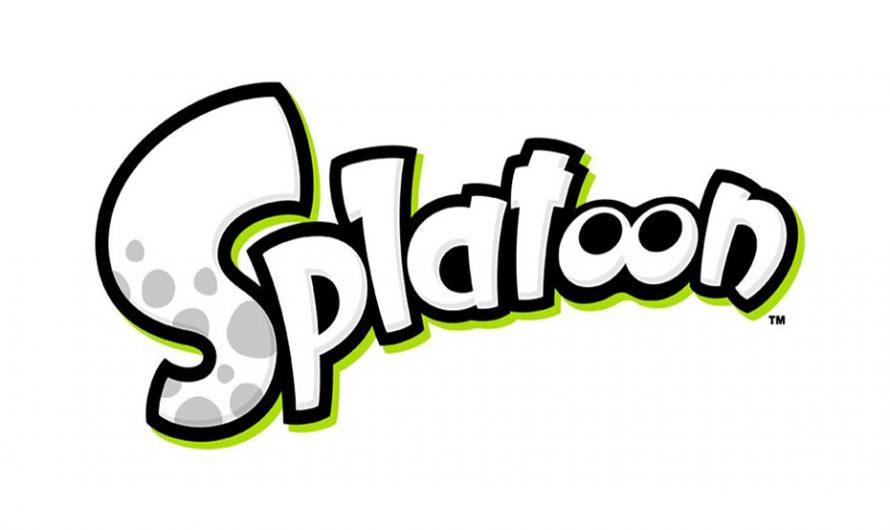 Splatoon Font Free Download