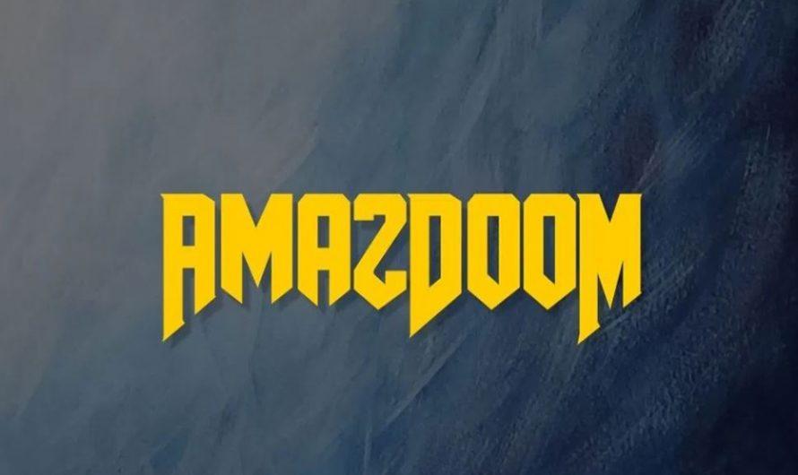 AmazDooM Font Free Download