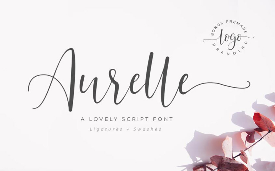 Aurelle Font Family Free Download