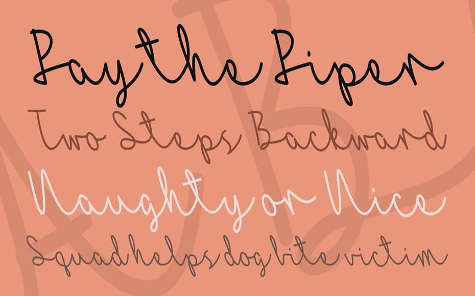 Autumn Breeze Font Free Download