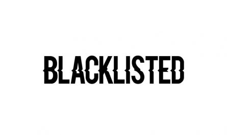 Blacklisted Font Family Free Download