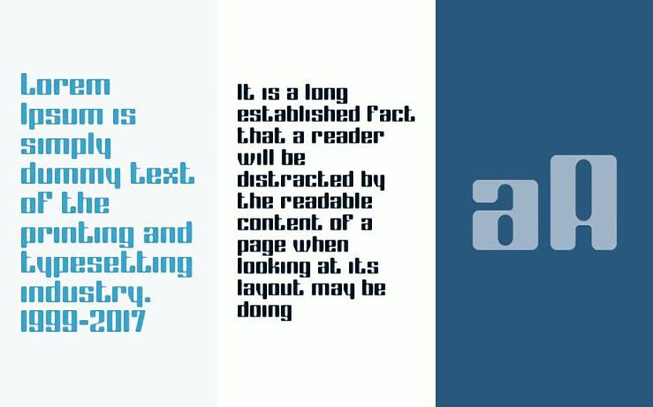 Coggers Tariqa Font Free Download