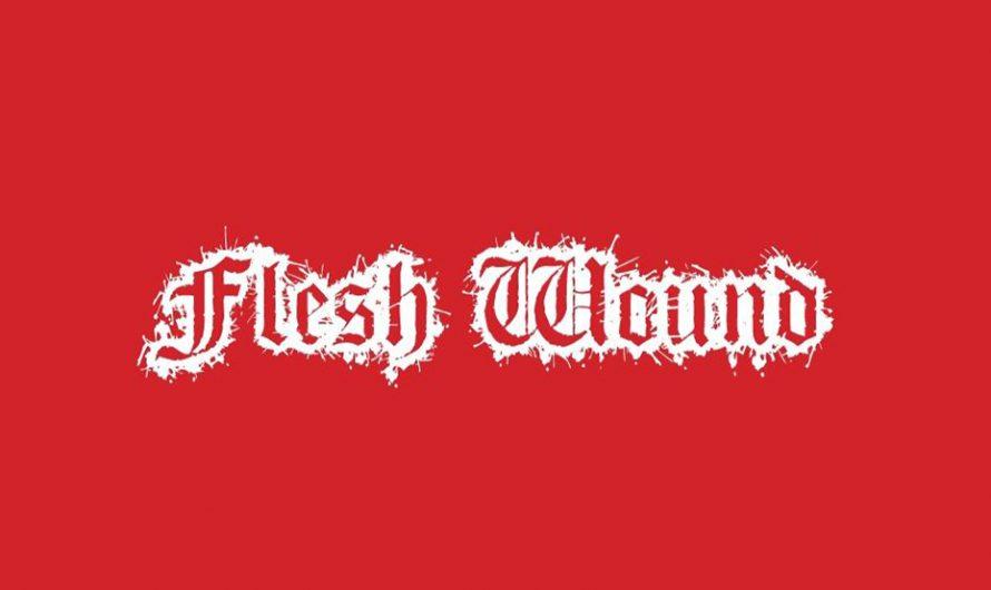 Flesh Wound Font Free Download