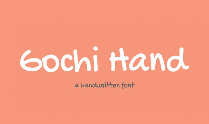 Gochi Hand Font Free Download