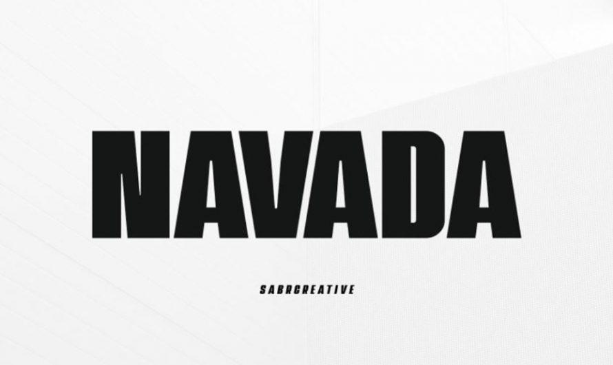 Navada Font Free Download