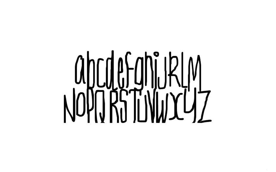 Nerve Tonic Font Family Download