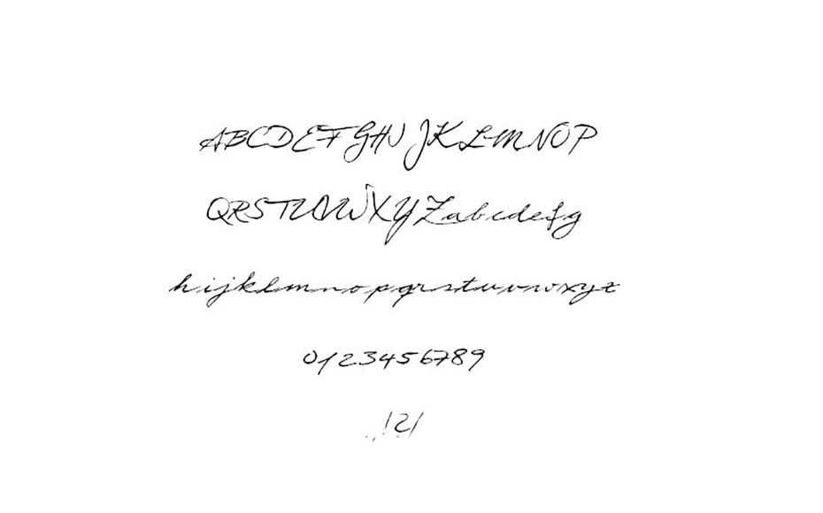 Scribble Font Family Download