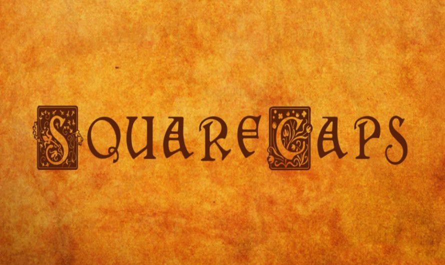 Squarecaps Font Free Download
