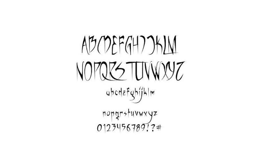 Vampiress Font Family Download
