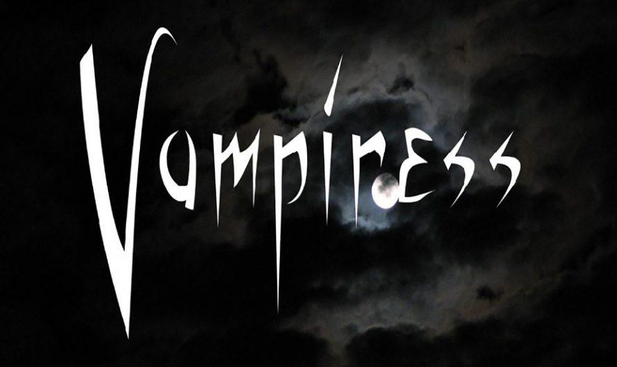 Vampiress Font Free Download
