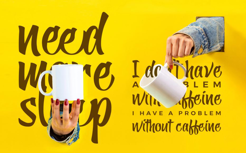 Yellow Ginger Font Family Download