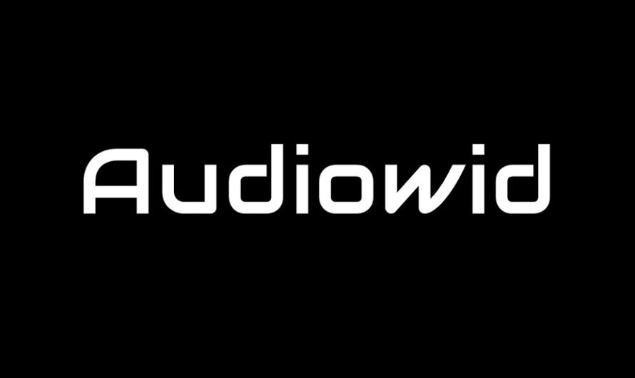 Audiowide Font Free Download